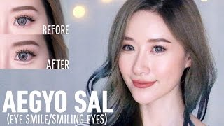 Hi everyone! Aegyo Sal or Eye Smile has been an essential part of m...