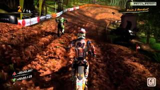 MUD: FIM Motocross World Championship - Gameplay HD