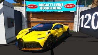 Bugatti Ailesi Arabalar Evine Gidiyoruz - GTA 5