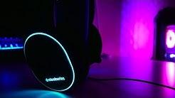 STEELSERIES ARCTIS 5 - RGB-Beleuchtung + genialen Sound?