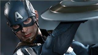 Unboxing a Captain America Stealth S.T.R.I.K.E Suit Sixth Scale Figure
