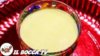 538 - Crema inglese...ti alza anche le difese! (crema pasticcera senza farina, facile e gustosa)