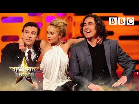Micky Flanagan's Admits He's A Tea Leaf (thief) | The Graham Norton Show - BBC