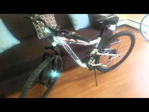 Mongoose Walmart special $150 mountain bike