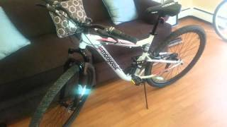Mongoose Walmart special $150 mountain bike