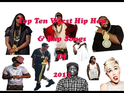 top 10 hip hop music videos of 2013