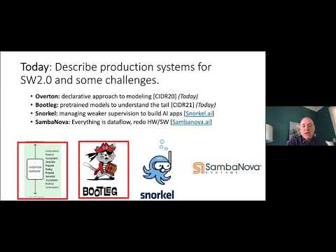 Chris Re: How Machine Learning is Changing Software