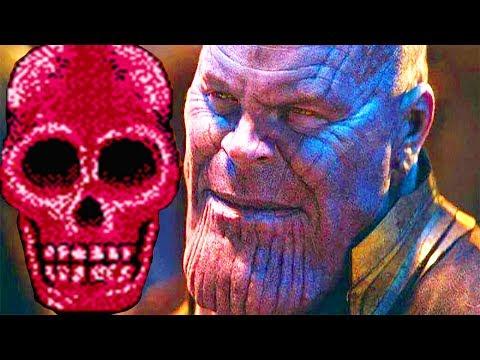 Solo i morti sono al sicuro _ Teoria finale AVENGERS Infinity War