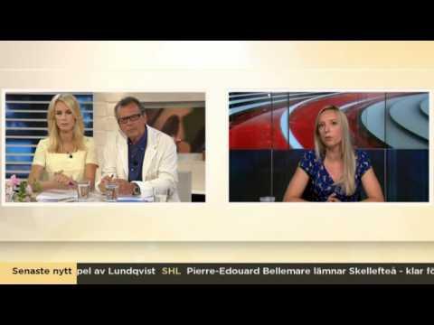 """""""Att förbjuda tiggeri är som att förbjuda fattigdom"""" - Nyhetsmorgon (TV4)"""