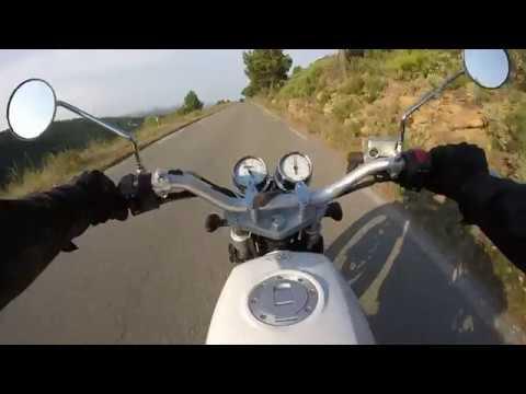 Test Moto Orcal Sirio 125 Balade Route Des Cretes