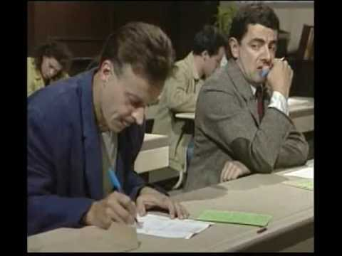 Mr.  บีน  ตอน ไปสอบ  พาทย์อีสาน