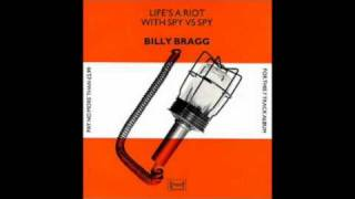 BILLY BRAGG - The Busy Girl Buys Beauty (lyric - italiano)