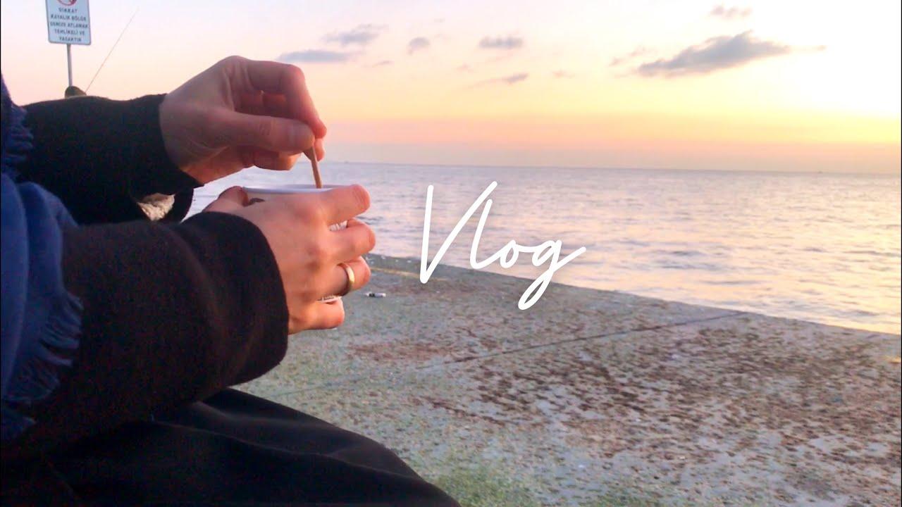 Sessiz Vlog   Tefekkür, yürüyüş, balık tutma, gün batımı   Silent Vlog