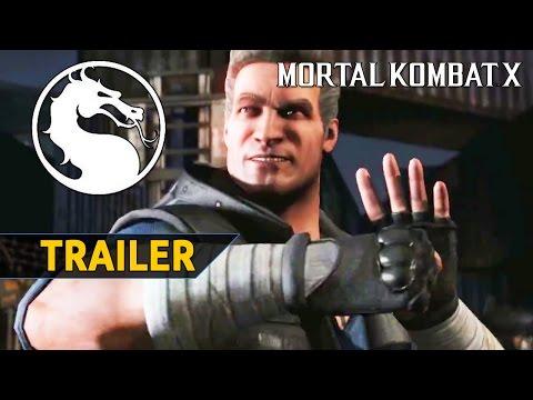 Mortal Kombat X - La Familia Cage | Tráiler (Español)