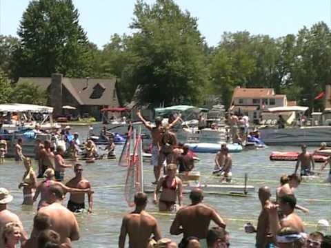 Summer Fest 2010 Devils Lake Mi Youtube