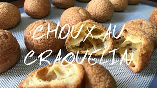How to make the best choux au craquelin