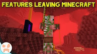 5 Features Going Away Forever in the Minecraft 1.16 Nether Update!