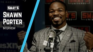 Shawn Porter Predicts 8th Round Knockout Of Errol Spence Jr. | SWAY'S UNIVERSE