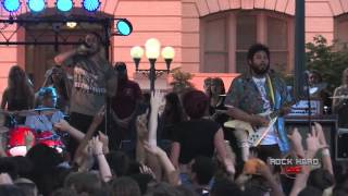 "Dance Gavin Dance ~ ""Uneasy Hearts Weigh the Most"" ~ 6-6-14 on ROCK HARD LIVE"