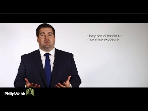 How To Use Social Media To Market Your Property Video