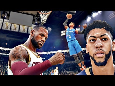 NBA Live 18 Tico's Sizzle 🔥 Fan Trailer | The 1st Look At NBA Live 18 Footage!