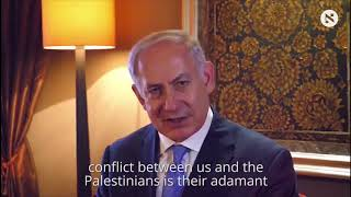 Netanyahu blasts Abbas speech: Revealed the truth about conflict, did Israel a service