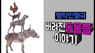 고통받는 동물들의 이야기ㅠ 반려 동물 사랑에 관한 명작 동화 브레멘 음악대 인형드라마 인형극 어린이채널♡ 모모TV