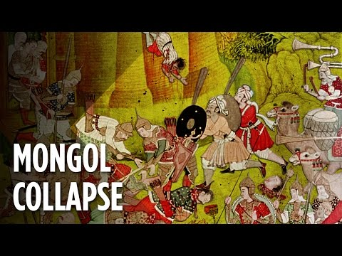 The Fall Of The Mongol Empire