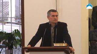 """Владимир Кравченков: """"Не потеряй Иисуса"""" / Проповедь ЕХБ"""