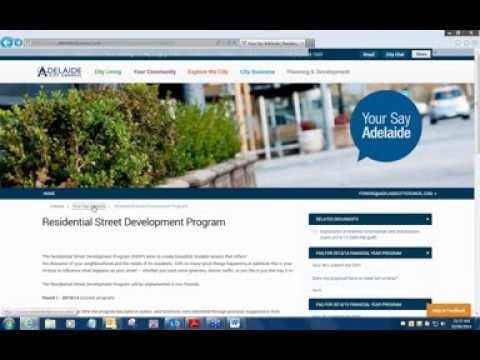 Adelaide City Council Case Study - Embedding online engageme