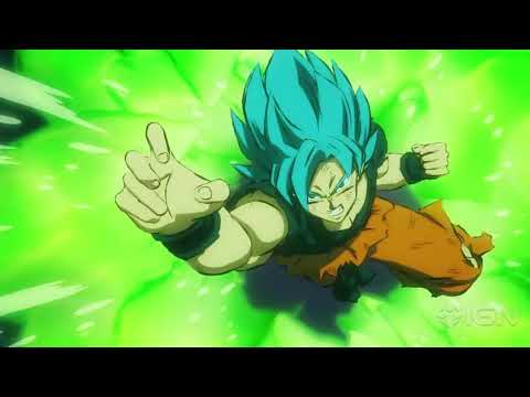 Dragon Ball Super: Broly Movie Trailer//review bahasa indonesia