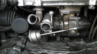 Tuto 1.5 dci remontage du turbo