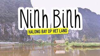 Reisvlog #15 Ninh Binh met kinderen | Vietnam