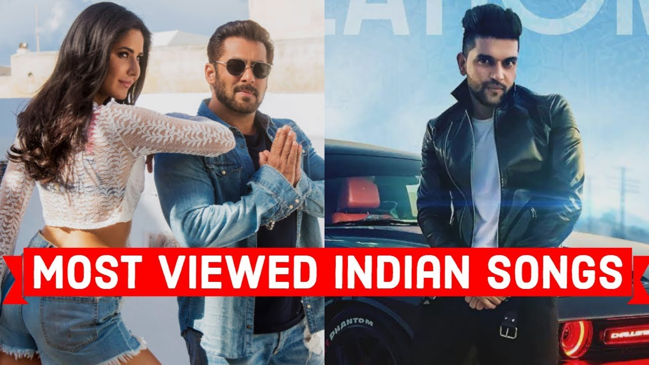 Top 50 Most Viewed Indianbollywood Songs On Youtube - Youtube-4206