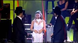 Jeanette Biedermann - Las Vegas Medley (Bremen 24.05.2002)