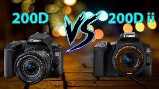 Canon 200D (SL2) vs Canon 200D II (SL3)   Is it Worth Buying?