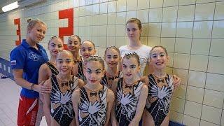 Группа | 12 лет и моложе | Первенство Москвы по синхронному плаванию | 23.12.2016