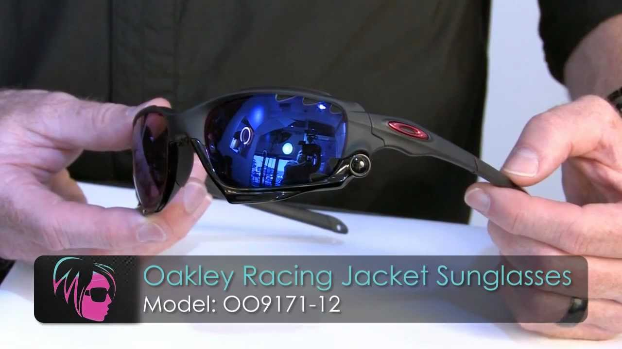 oakley racing jacket  Oakley Racing Jacket - EyewearPlanet.com - YouTube