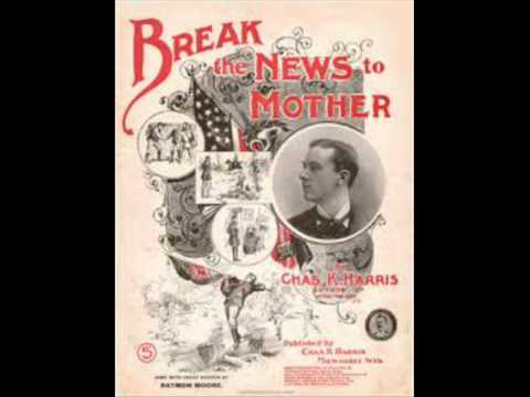 Shannon Four - Break The News To Mother 1917 Spanish American War