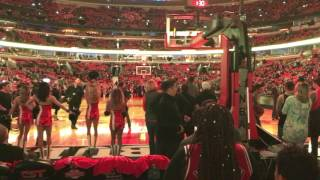 Chicago bulls intro 2017