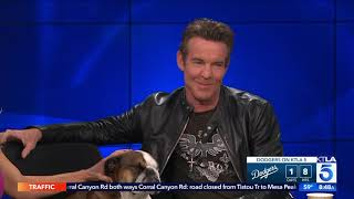 "Dennis Quaid on the Frightening New Movie ""The Intruder"""
