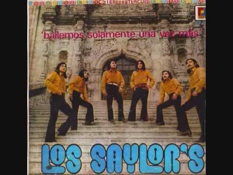 LOS SAYLORS '' NECESITO HABLAR CON DIOS ''
