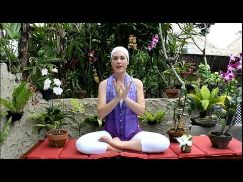 Full Moon Meditation to Open the Flow of Kundalini Energy. Sa Re Sa Sa Mantra.