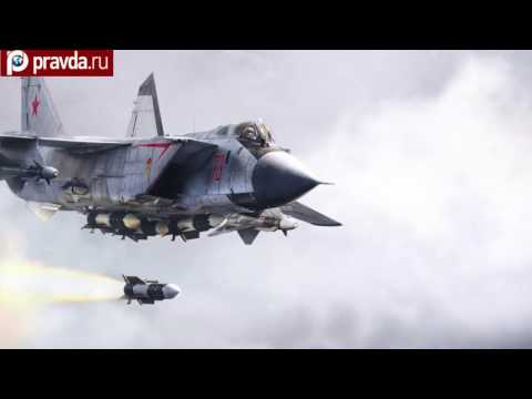 Russian MiG-31 downs space satellites