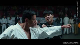 Birth of the dragon-All fight scenes