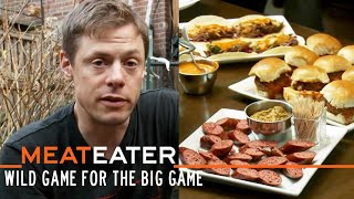Wild Game for the Big Game: Cooking Special | S2E13 | MeatEater