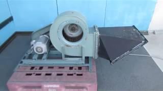 テラル 遠心送風機(シロッコファン) CLF5-NO.2-BH-R-RS-DI 1.5kW