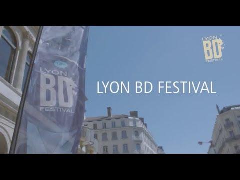 Lyon BD Festival 2017