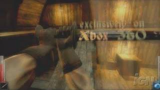 Dark Messiah of Might and Magic Elements Xbox 360 Trailer