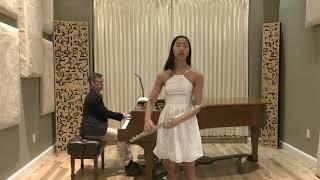 Ibert Flute Concerto by Sarah Parks - Part 1